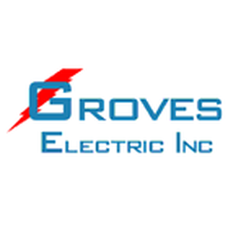 Groves Electric logo